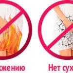 Функции кремов от раздражения