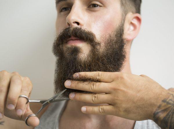 подстричь бороду самому