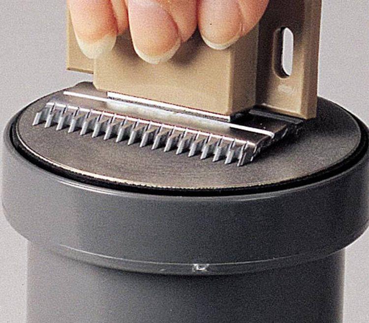 Как наточить ножи при помощи профессионального комплекта