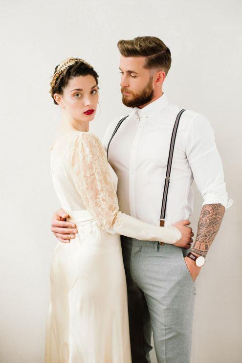 Жених с бородой