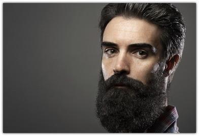Зачем мужчинам борода и усы