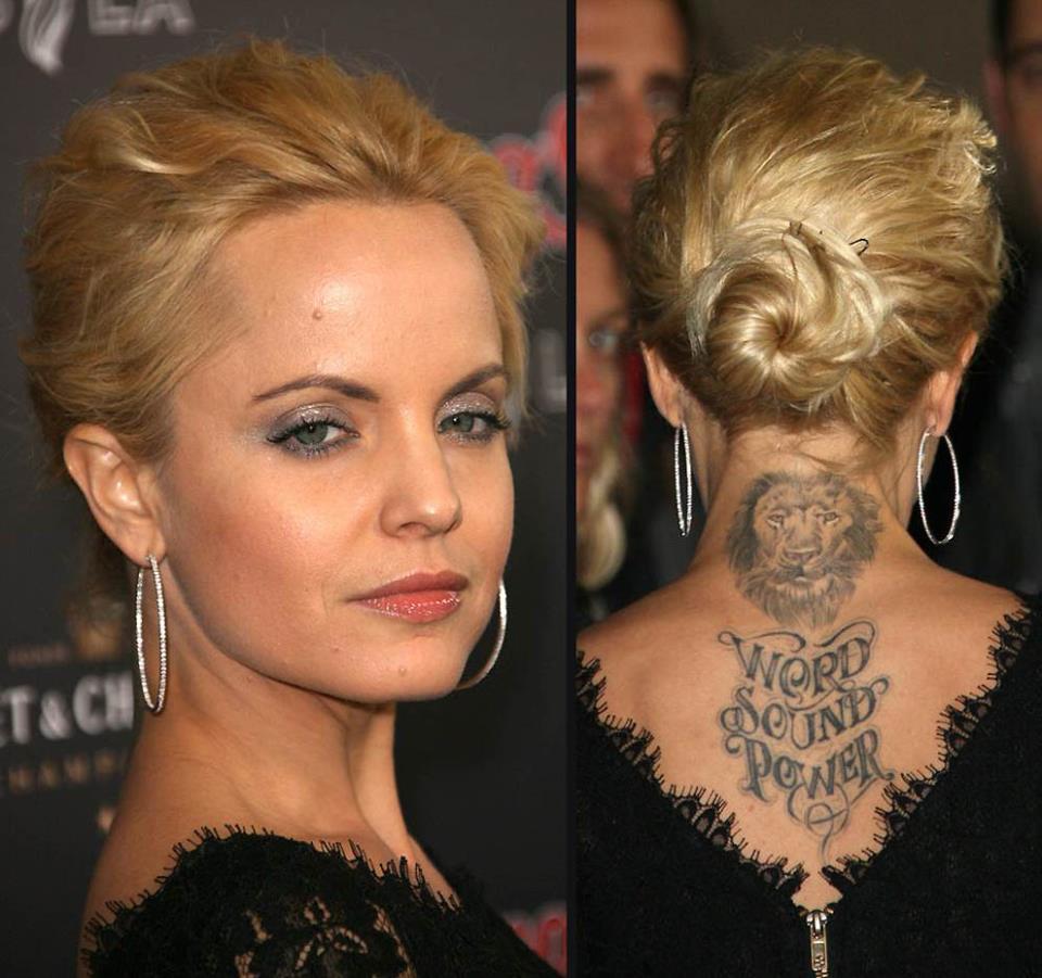 Звездные татуировки