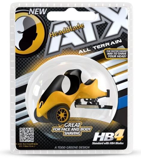 Колесный станок для бритья головы HeadBlade ATX All Terrain
