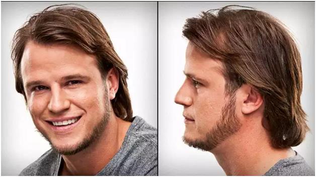 Модная борода без усов фото
