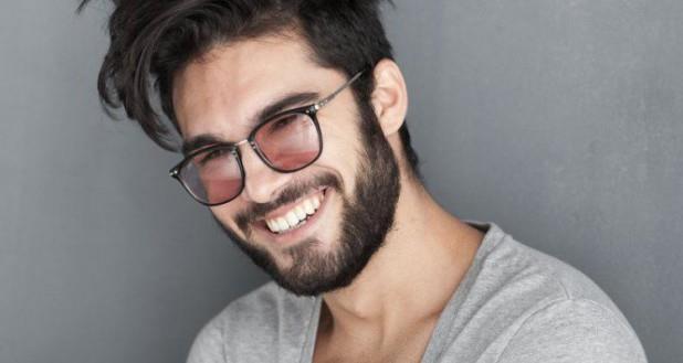 от тестостерона растет борода