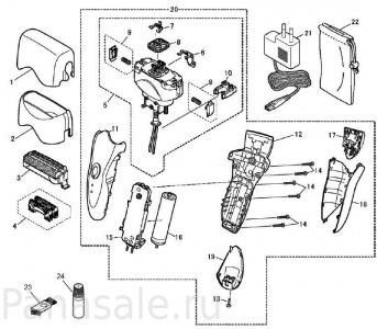 для модели_ES-GA21_схема