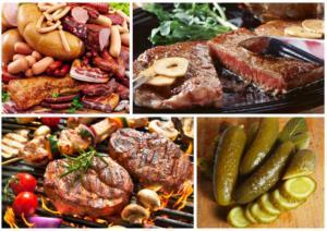 Вредные продукты питания для мужской кожи лица