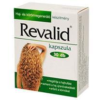 Ревалид (Revalid) - средство для восстановления роста волос