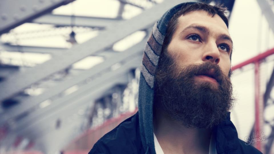 как отрастить бороду если она растет местами
