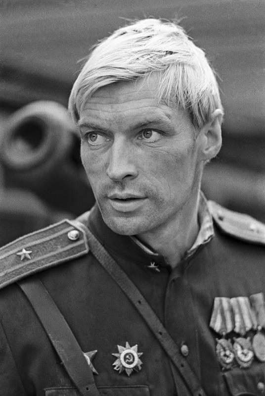 русские советские актеры кино: Николай Владимирович Олялин. фото