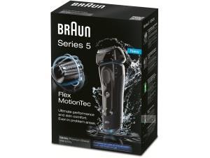 Braun 5040-s Series 5 с экспресс зарядкой
