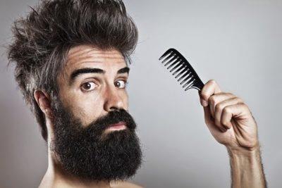 Причины неравномерного роста бороды