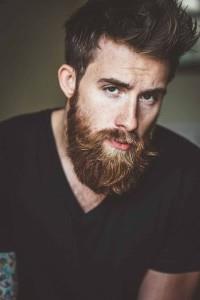 как растёт борода