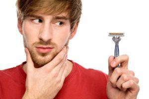 Что делать, если рост волос на лице происходит крайне медленно