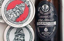 Vlad Waxula: воск для усов, масло для бороды