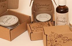 Borodist Premium: воск для усов, масло и бальзам для бороды
