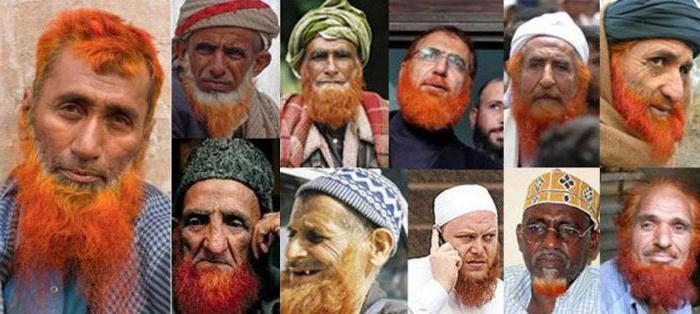 борода в исламе хадисы