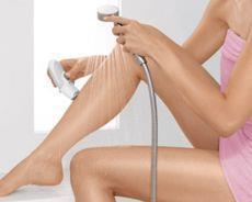 Как правильно брить ноги эпилятором
