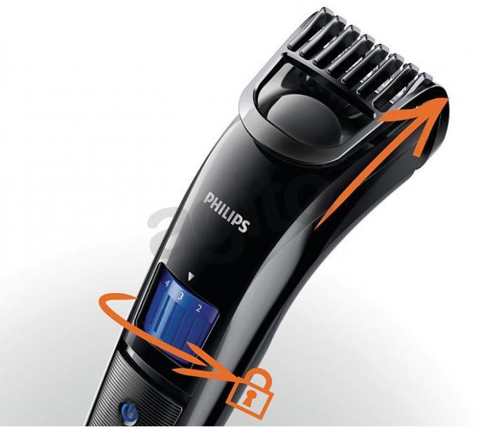 машинка для стрижки бороды Philips