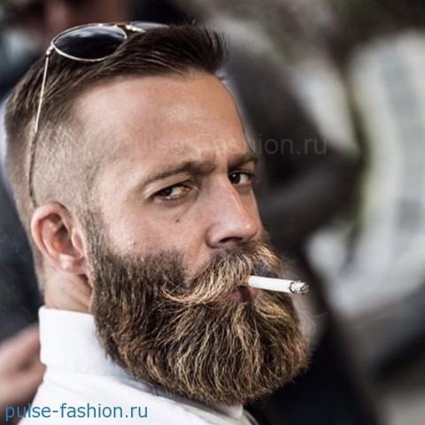 мужская борода 2017 Модная мужская борода 2017