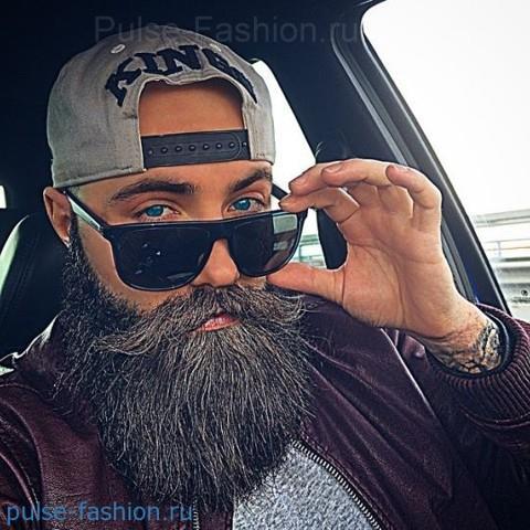 Стильная и модная полная (или русская) мужская борода 2017 Модная мужская борода 2017-2018